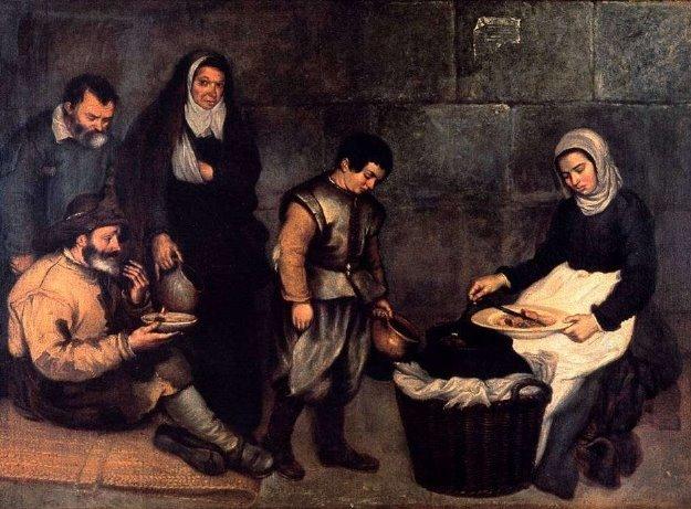 Un paseo por la gastronomía del Madrid del barroco