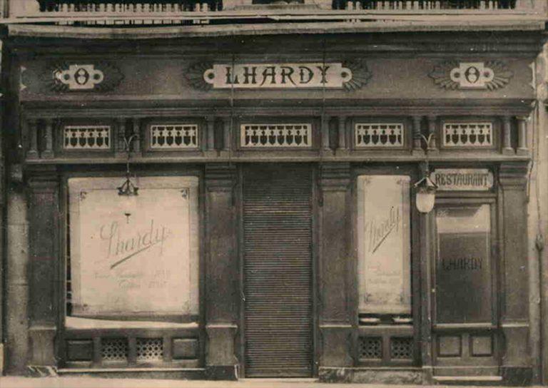 Las fondas madrileñas del XIX en las que se servían platos franceses: Genieys y española