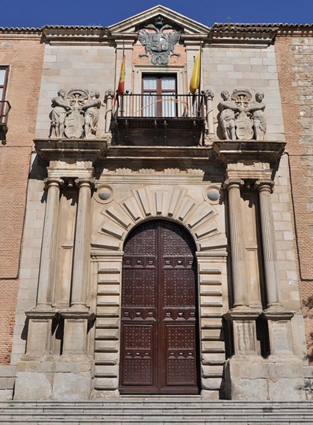 Alonso de Covarrubias y la llegada del purismo a Toledo