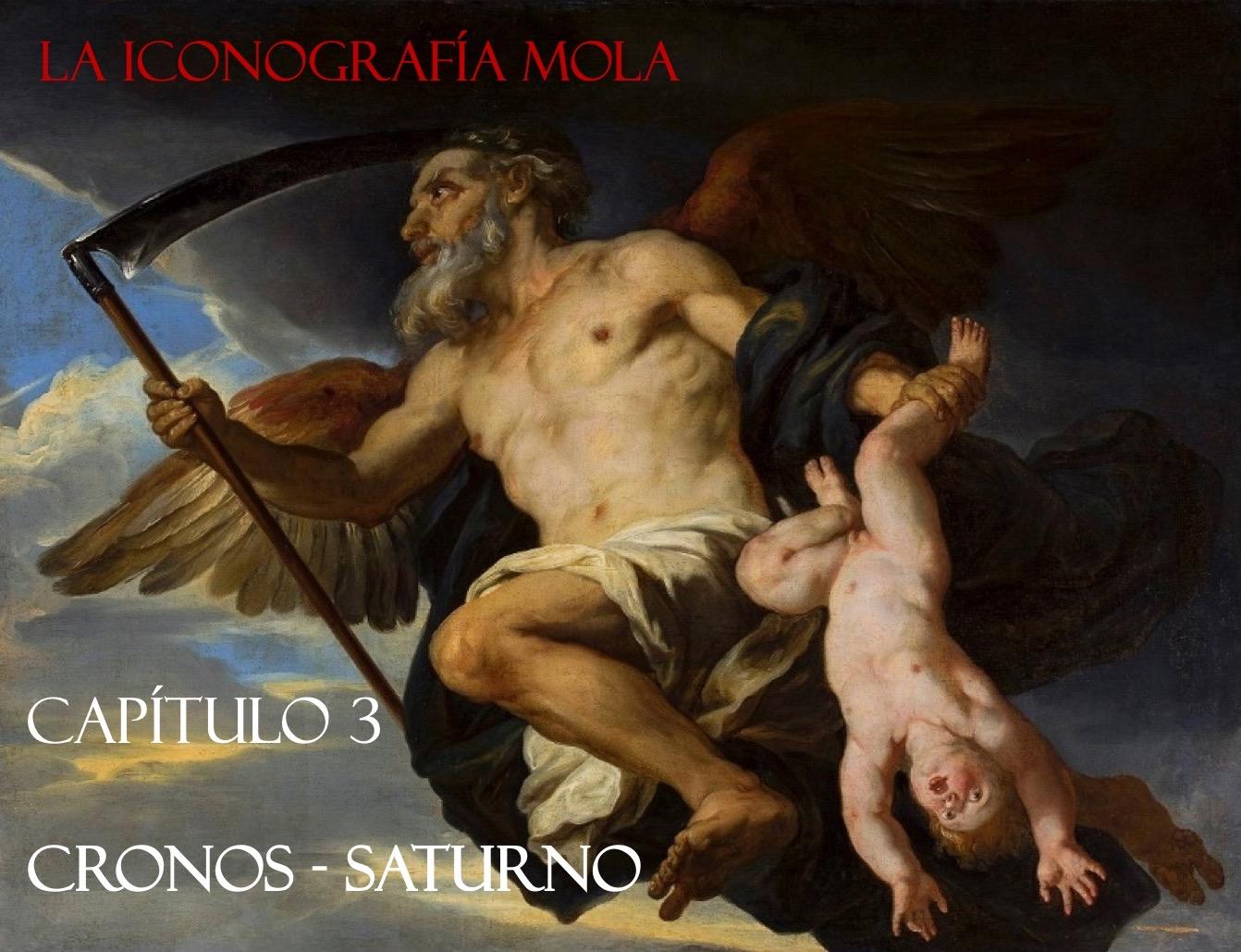 """La Iconografía Mola- Cap. 3: """"Cronos – Saturno"""""""