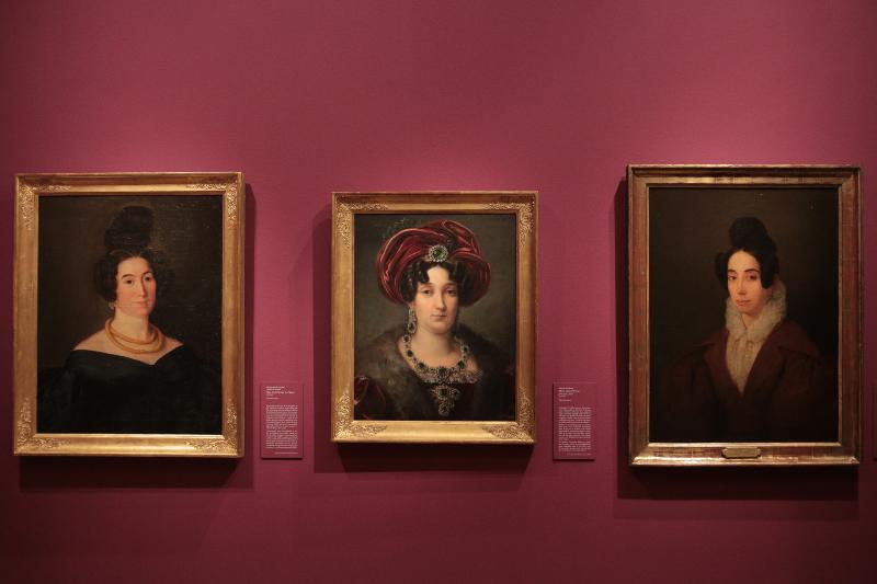La historia del peinado en el Romanticismo español a través de una exposición en el Museo del Romanticismo