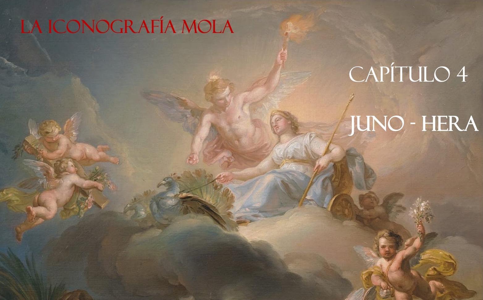 """La Iconografía Mola- Cap. 4: """"Juno-Hera"""""""