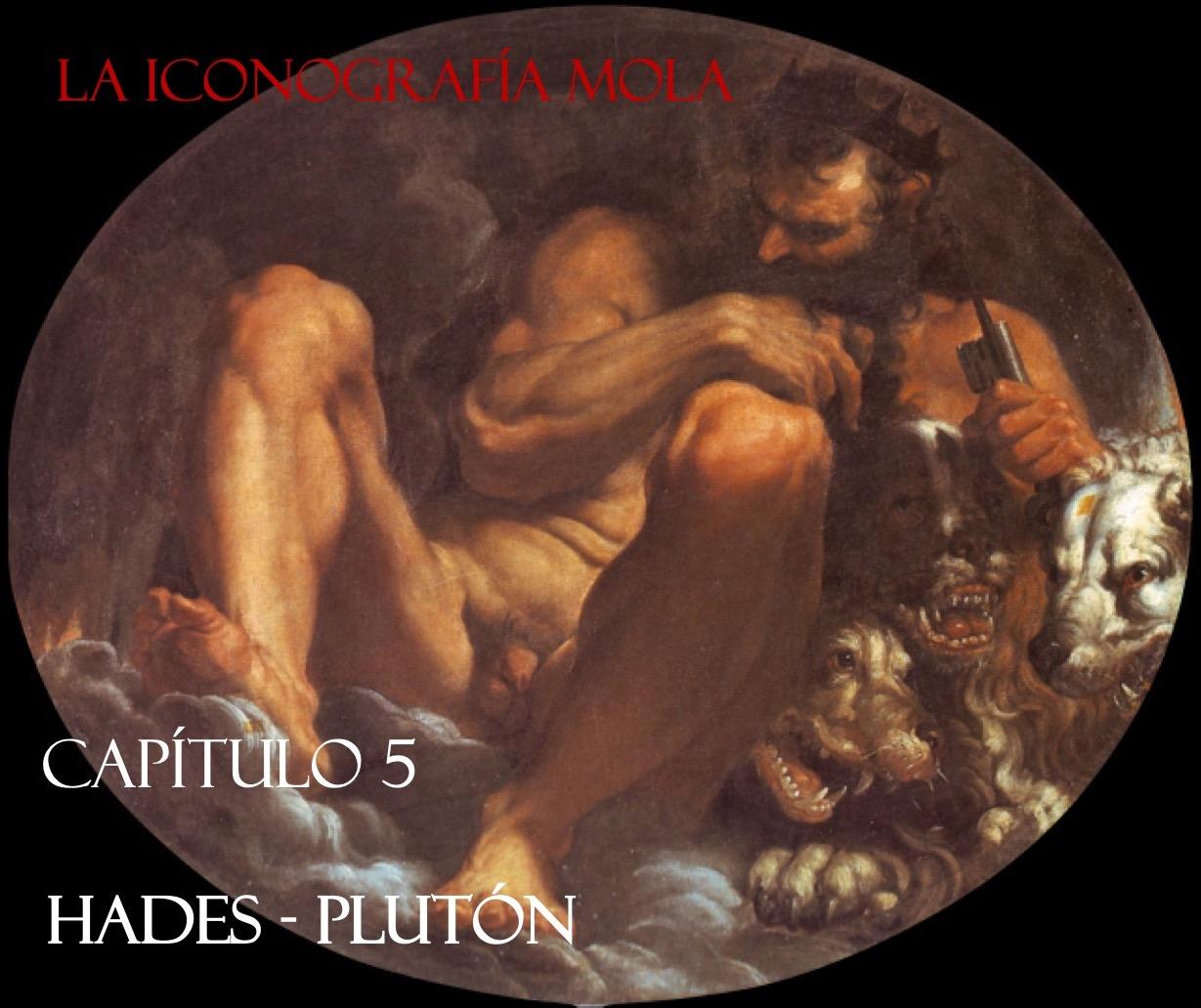 """La Iconografía Mola- Cap. 5: """"Hades – Plutón"""""""