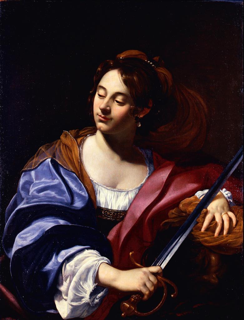 Virginia da Vezzo, mucho más que la mujer de Vouet