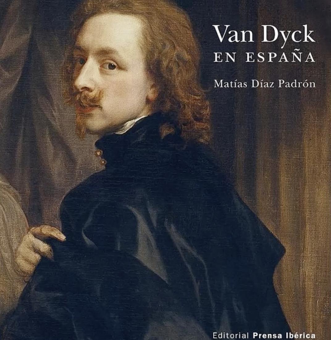 """Cuéntame un libro – Ana Diéguez """"Van Dyck en España"""""""