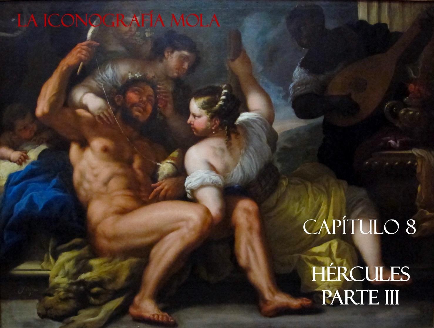 """La Iconografía Mola- Cap. 8: """"Hércules"""" Parte III"""