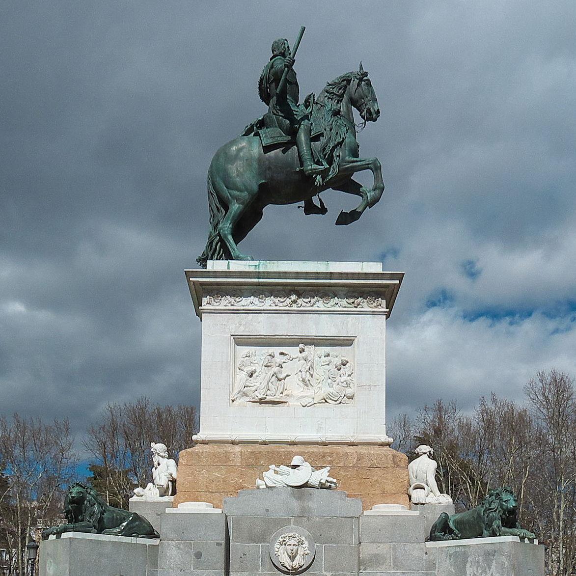 La estatua ecuestre de Felipe IV por Pietro Tacca (II): De emblema político a obra de arte