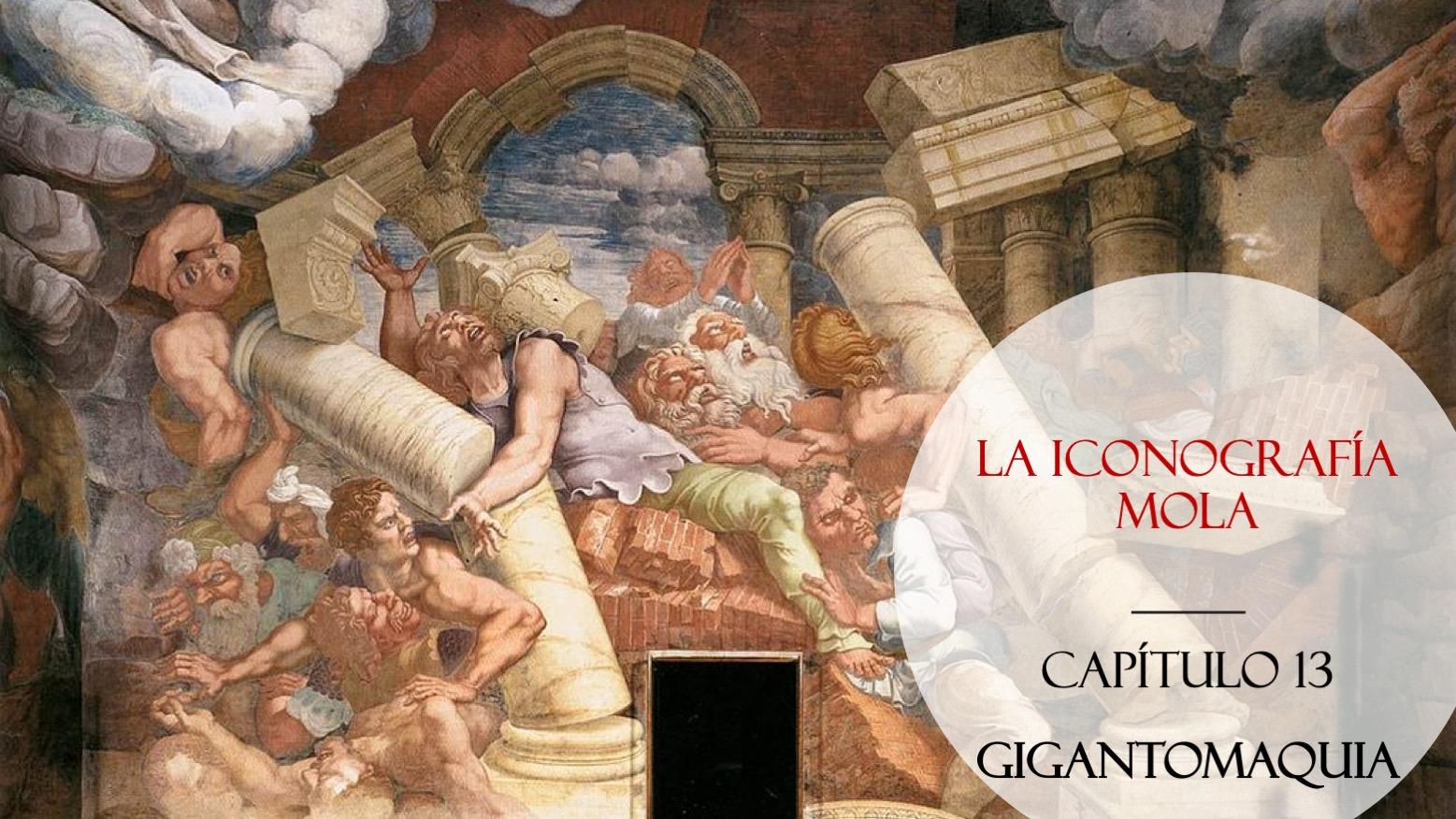 La Iconografía Mola – Cap. 13: Gigantomaquia