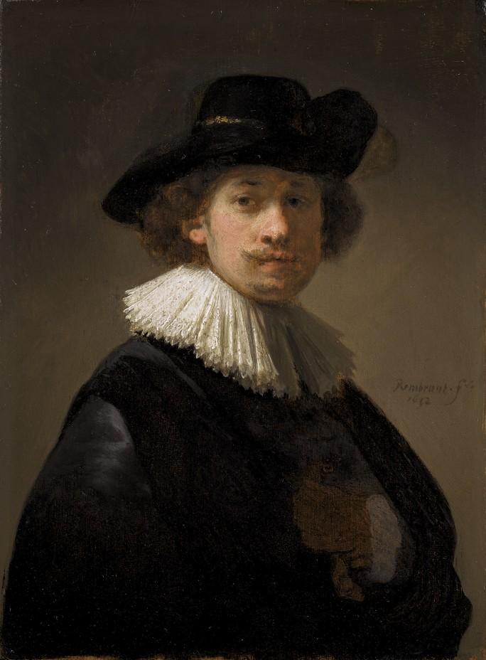 Un autorretrato de Rembrandt, ¿de 650 libras a 16 millones?