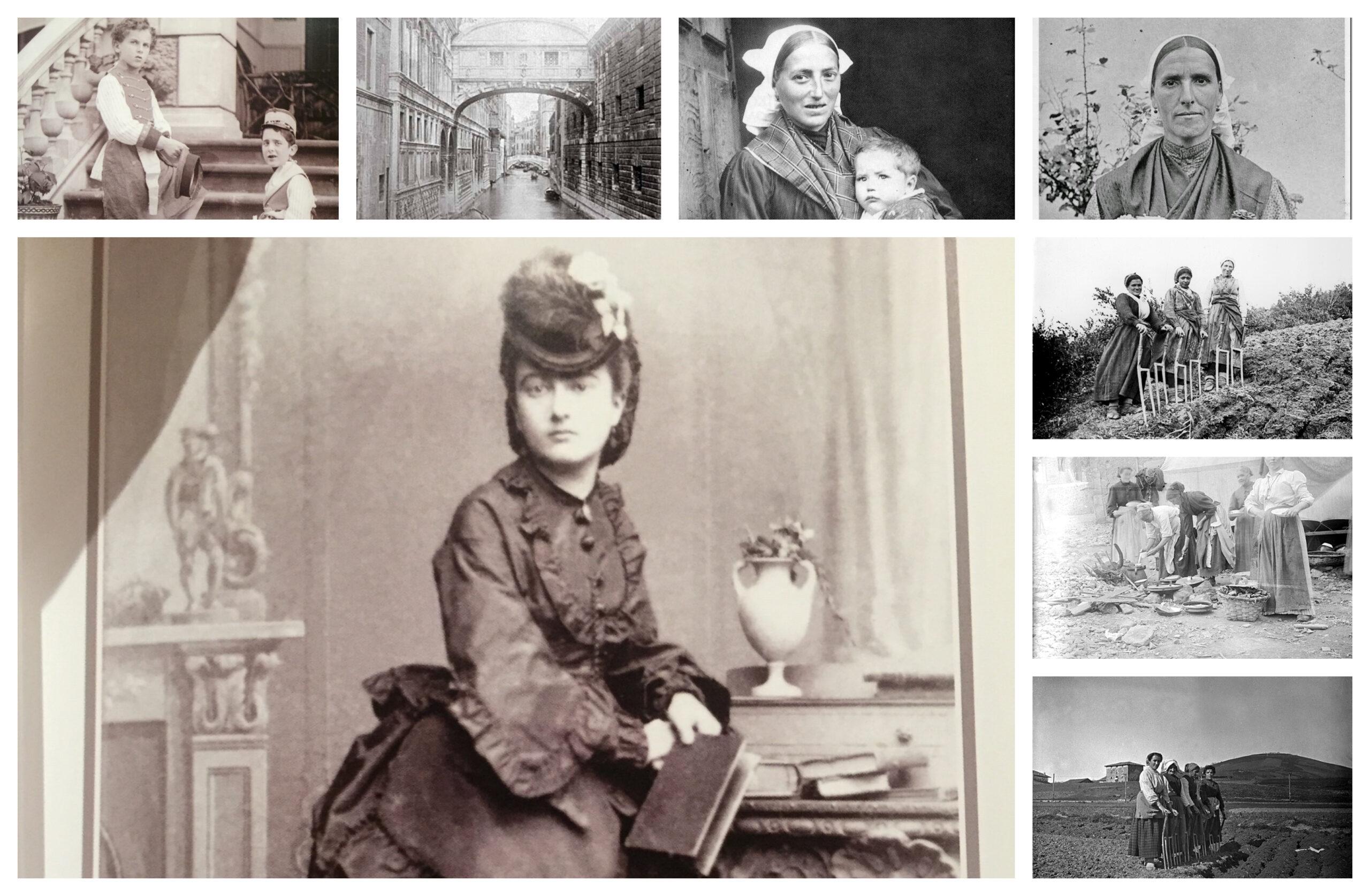 Eulalia Abaitua (1853-1946), la primera fotógrafa vasca de la que se tiene constancia