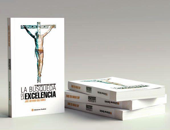 """Cuéntame un libro – José Antonio Díaz Gómez """"La búsqueda de la excelencia""""."""