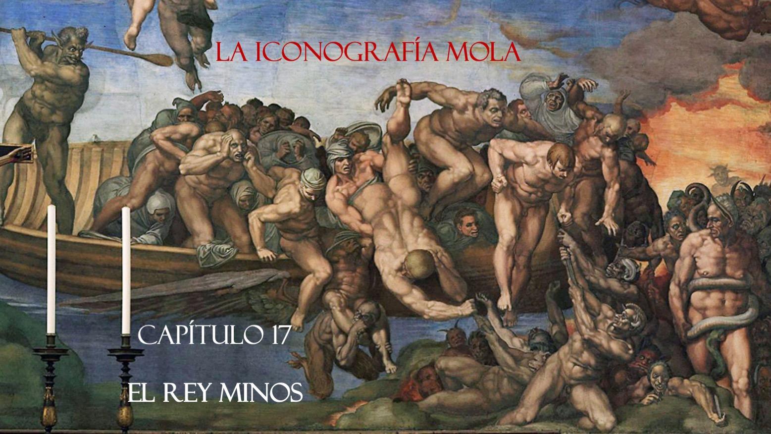 La Iconografía Mola – Cap. 17: El rey Minos