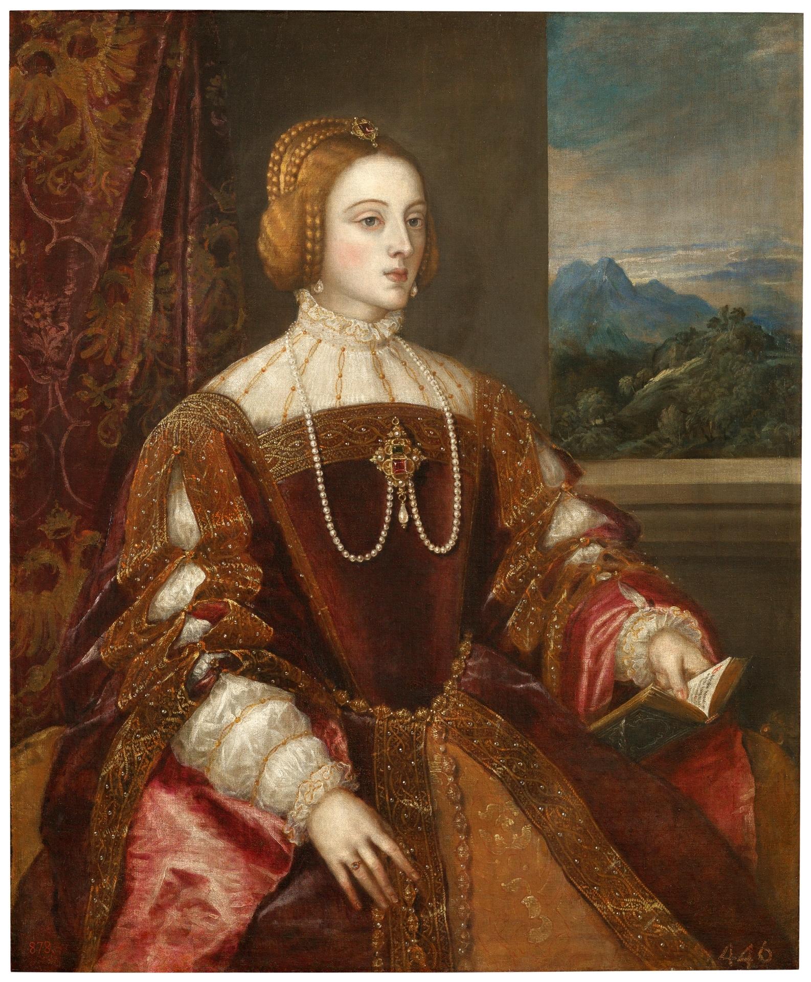 Una hermosa mentira. Tiziano y los retratos de la familia imperial