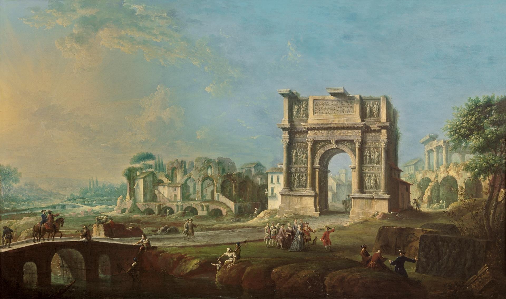 El Arco de Trajano en Benevento, un triunfo propagandístico