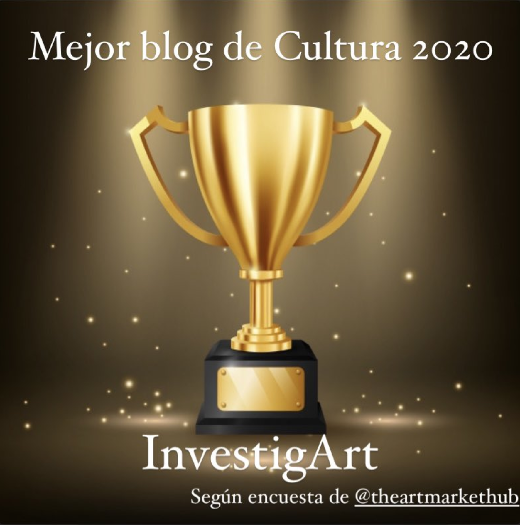 InvestigArt: Mejor blog de Cultura 2020