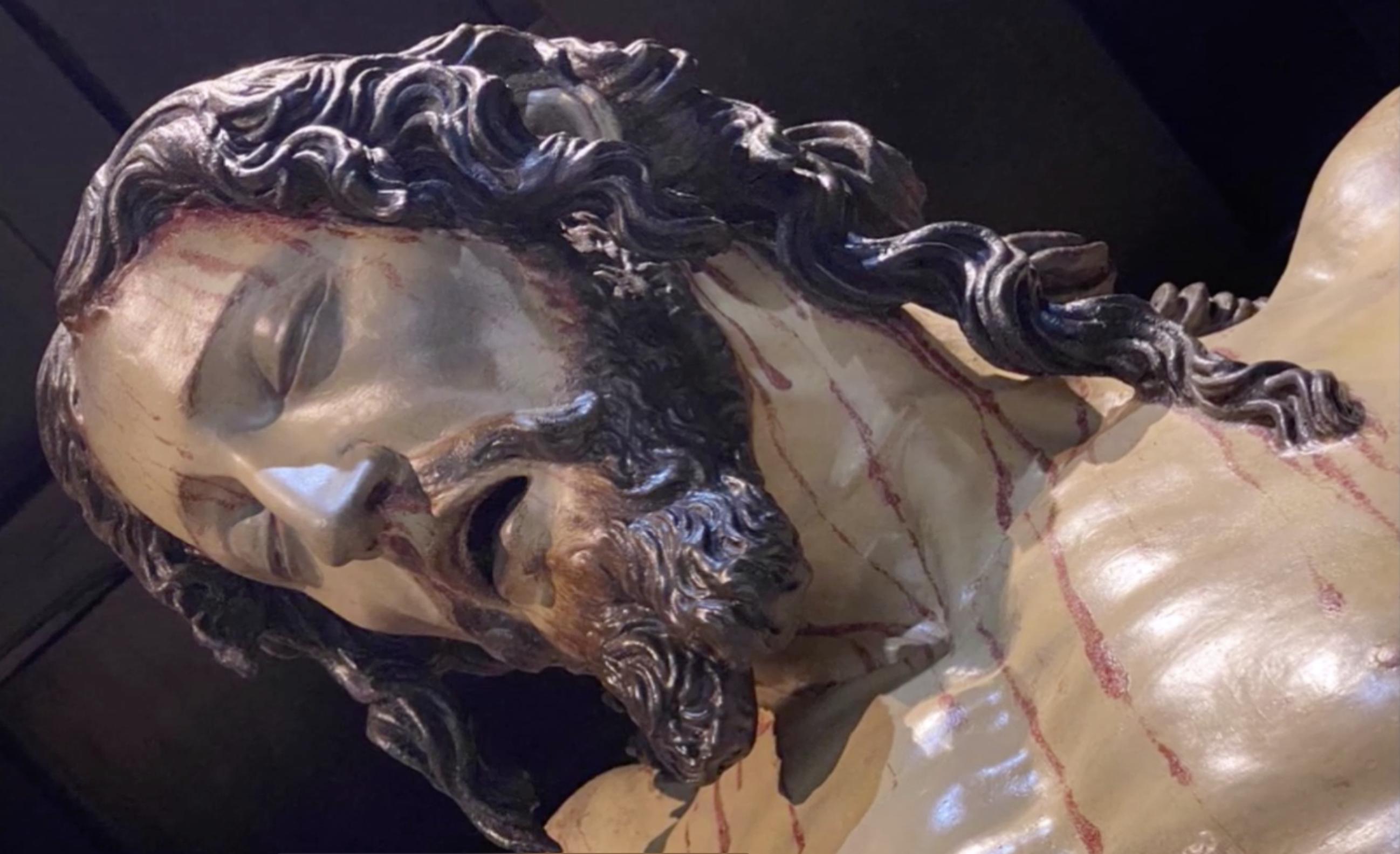 El Cristo de las Carmelitas de Granada: tras la pista de Alonso de Mena