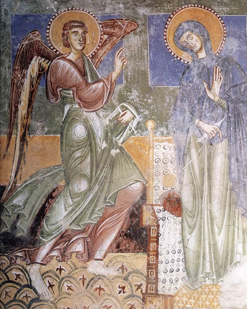 La Anunciación durante la Alta Edad Media (II)