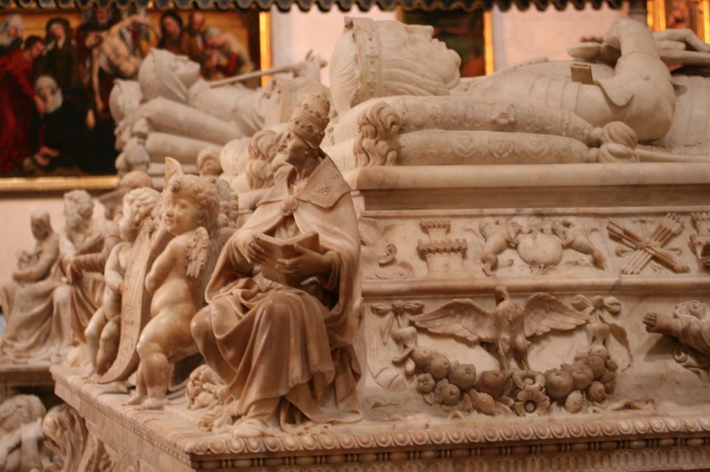 Escultores italianos al servicio de la Monarquía Hispánica en el s. XVI (I)*