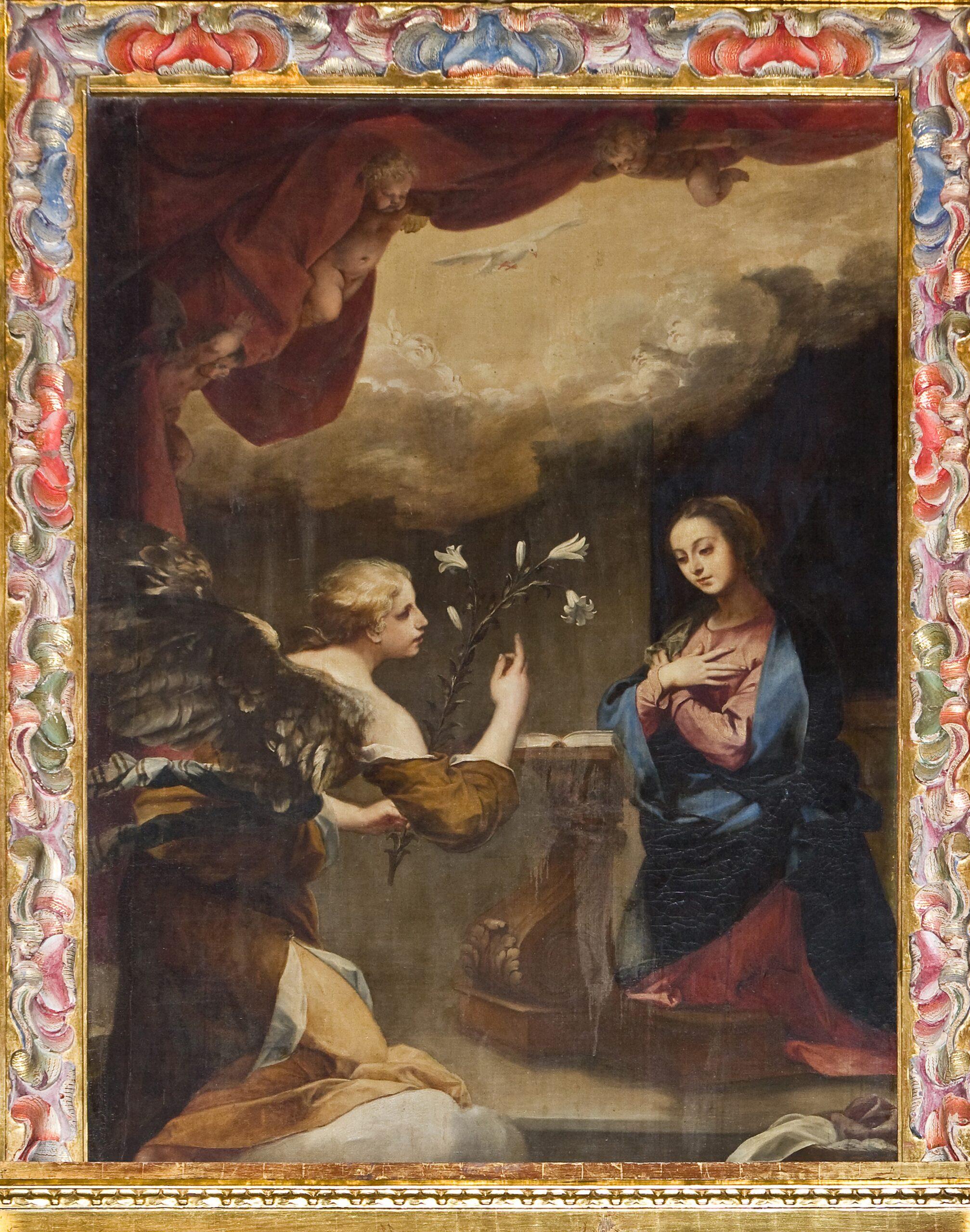 La Anunciación, de la explosión al ocaso. Siglos XVII y XVIII (VI)